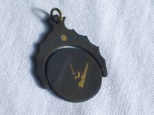 Vintage MASONIC Spinner Fob Pendant Jewelry for Pocket Watch Chain (id606)