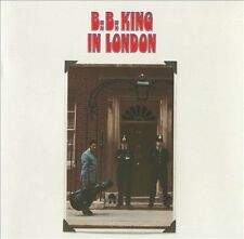 In London [Bonus Track] by B.B. King (CD, Oct-2001, Universal Special Products)