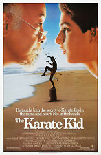 The Karate Kid Movie Poster Art Print 27X40 (Original 1984 Release Reprint)
