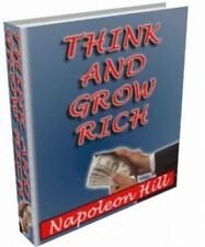 Napoleon Hill - Think and Grow Rich MP3 on CD