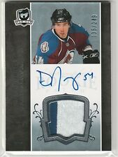 2007-08 The Cup #173 David Jones JSY AU RC patch autograph rookie 135/249