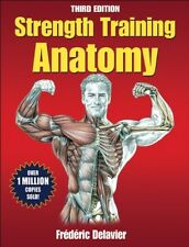 Strength Training Anatomy - Strength Training Book Muscle Bodybuilding Guide