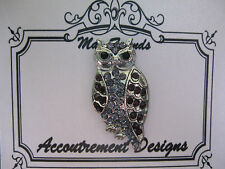 Accoutrement Designs Purple Owl Needle Minder Magnet Mag Friends