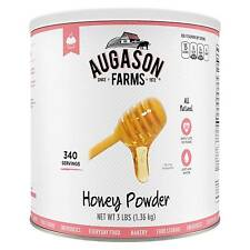 Augason Farms Emergency Food Honey Powder 48 oz