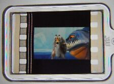 Genuine 35mm film cell Keyring, Ice Age - Scrat #2