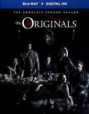 The Originals: The Complete Second Season (Blu-ray Disc, 2015, 3-Disc Set,...