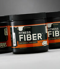 Optimum Nutrition Fitness Fiber 195g Health Conscious Athletes Digestive Formula