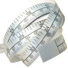 150cm Vinyl Self Adhesive Measuring Tape Ruler For Sewing Machine High Quality