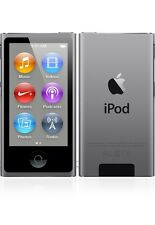 NEW! Apple iPod nano 7th Generation Space Gray (16 GB) MKN52LL/A ~ Warranty