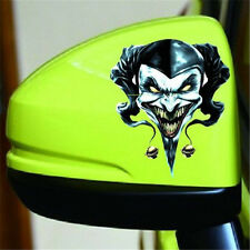 Airbrush Jester hard hat StIcker helmet Car Sticker vinyl decal window sticker