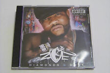 GORILLA ZOE - DIAMONDS & DOPE US-CD 2009 (Kollosus Patron Bobby Black)