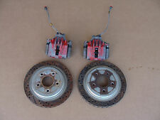 05-13 C6 Corvette Rear Disc Brake Kit Calipers Rotors