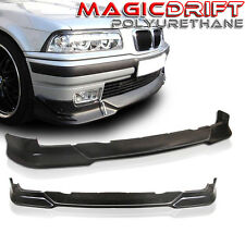 92-98 BMW E36 318 325 328 M Front Bumper Lip Body Kit (Urethane)