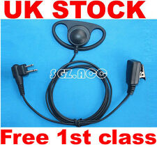 SUNDELY Shape Security Headset Earpiece Earphone Mic for Motorola Radio CP040