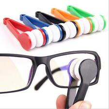2016 Modern Mini Glasses Eyeglass Sunglasses Spectacles Microfiber Cleaner Brush