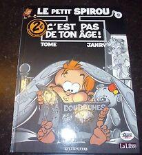 Janry - Le petit Spirou 9 - Publicitaire La Libre & D.H.