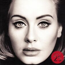 ADELE - 25 - LP VINYL NEW SEALED 2015