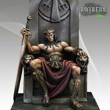 Nocturna Models Usurper Barbarian Warrior 54mm resin unpainted kit