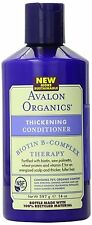 AVALON ORGANICS, THICKENING CONDITIONER, BIOTIN B-COMPLEX THERAPY, 14 OZ 397 G