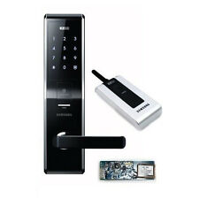 Samsung EZON H700(SHS-5230) Fingerprint Digital Door Lock 1pcs+Remote Controller