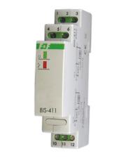 Bistable (impulse) relay BIS-411, 230V AC, Output Relay 16A/250V AC1 4000VA