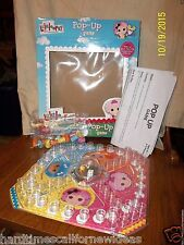 LALALOOPSY POP-UP CHILDREN'S GAME With Instruction