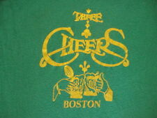 Vintage Three Cheers Boston Bar Pub St. Patrick's Day Beer Soft Thin T shirt M