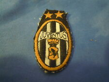 "PATCH "" JUVENTUS "" DUE STELLE DUE SCUDETTI VINTAGE  (S-O-4)"
