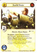 3 x Starfall Healer AGoT LCG Game of Thrones Return of the Others 111