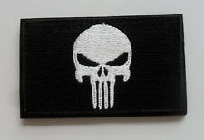 NEW  THE PUNISHER SF / SEALS Velcro Patch SJK  +  275