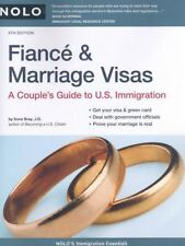 Fiance & Marriage Visas: A Couple's Guide to U.S. Immigration-ExLibrary