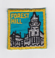 SCOUT OF CANADA - CANADIAN SCOUTS ONTARIO (ONT) FOREST HILL DISTRICT Patch