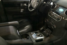Land Rover LR4 Discovery 4 OEM Genuine Piano Black Interior Trim Kit Brand New