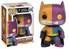 Funko Pop Heroes Villains As Batman - Two-Face Impopster Vinyl Action Figure Toy