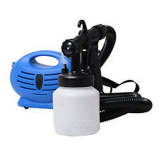 650W Electric Paint Sprayer Airless Painting Gun Auto Advanced System Tool Kit