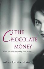 ASHLEY LEHRLING NORTON _ THE CHOCOLATE GELD __ HARDCOVER _ WERBEANTWORT UK