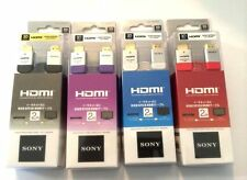 SONY HDMI TO HDMI CABLE 2M METER FOR PS3 PLAYSTATION 3 CONSOLE XBOX 360