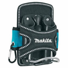 Makita P-71934 Blue Range Hammer & Hand Tool Holder Work Pouch Belt Clip