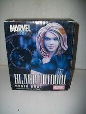Marvel Black Widow Resin Bust Statue Limited Edition
