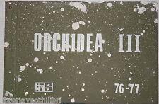 CATALOGO ORCHIDEA III JVS 1976 1977 Rolli Tecnica Industria Carta Industriale
