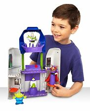 Disney Pixar Toy Story Spaceship Command Center Buzz Lightyear Playset Kids Toy