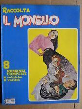 Raccolta IL MONELLO n°298 1977 Basket Italia Carlos Monzon D. Sanda  [G365A]