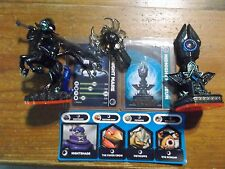 SKYLANDERS TRAP TEAM  * DARK ELEMENT EXPANSION PACK *SALE *HARD 2 FIND*5 DAY*