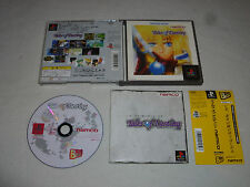 JAPAN IMPORT GAME PLAYSTATION TALES OF DESTINY W CASE & MANUAL ROLE PLAY NAMCO