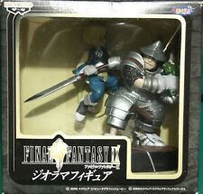BANPRESTO Final Fantasy IX 9 Diorama Box Figure Zidane With Steiner