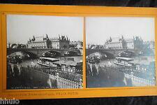 STA530 Paris Exposition Universelle 1900 Pavillon paris stereoview Photo 1900