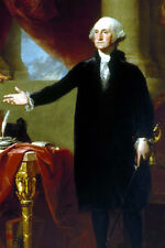 New 5x7 Photo: Founding Father and 1st United States President George Washington