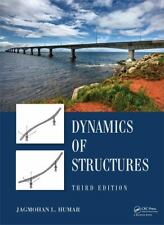 Dynamics of Structures: Third Edition by J. Humar (2012, Hardcover, Revised)