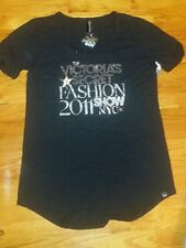 NEW Victoria's Secret Supermodel Sleep Shirt Tee Top 2011 Fashion Show small