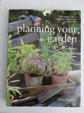 Planning your garden by Peter McHoy
